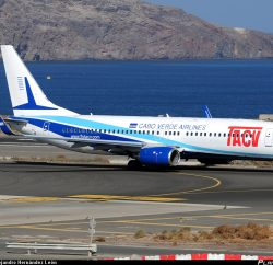 Cabo Verde Airlines - Cargo News